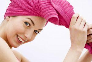 Hướng dẫn ủ tóc bằng dầu dừa