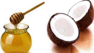 Tác dụng làm đẹp của dầu dừa và mật ong